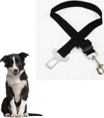 Adjustable Nylon Pet Dog Safety Leads Car Seatbelt