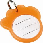 Anti-Lost Pet Dog ID Address Label Tag Barrel Tube / M17