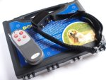 Remote control dog training VIBRATION, SHOCK, SOUND, LASER collar