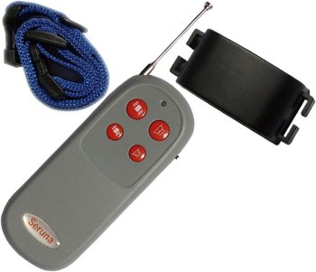 Remote control dog training VIBRATION + SOUND collar