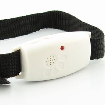 Ultrasonic pet PEST REPELLER - anti flea tick